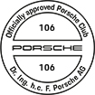 Officially approved Porsche Club 106